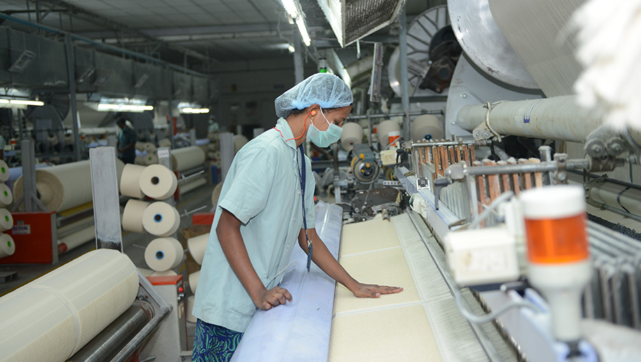 Sharadha Terry Products Ltd - KG WorldWide